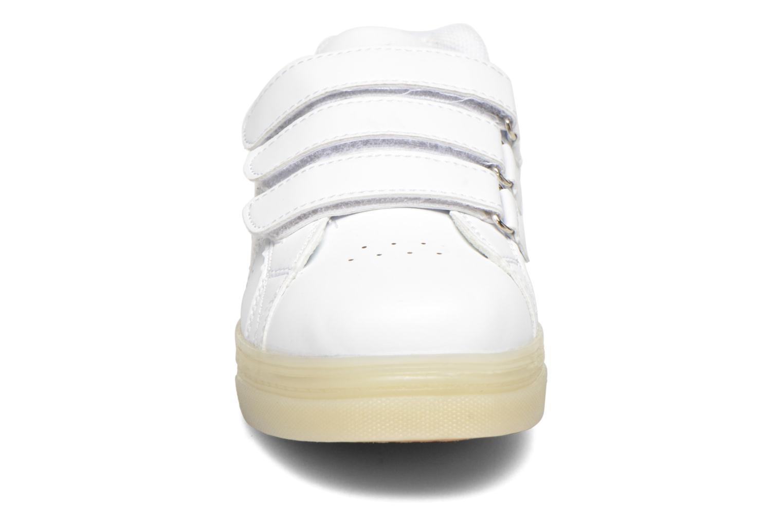 Baskets Beppi Beps Light Blanc vue portées chaussures