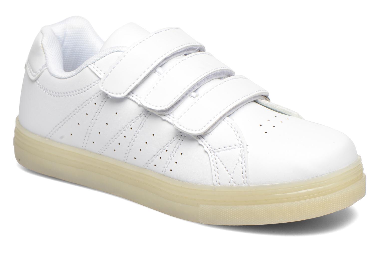 Baskets Beppi Beps Light Blanc vue détail/paire