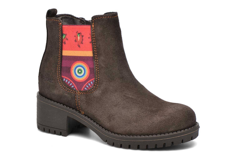 Bottines et boots GBB Leopold pour Enfant 2Vge5bD