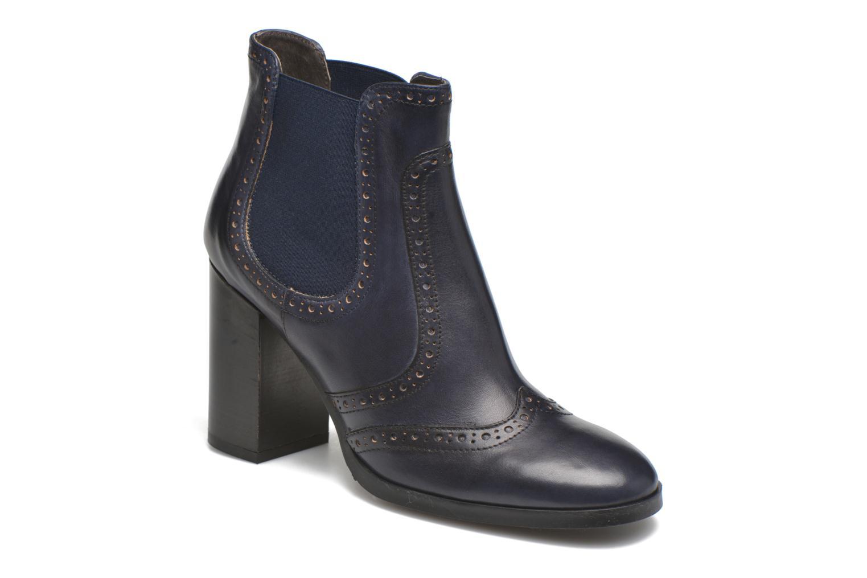 Bottines et boots Georgia Rose Aberfo Bleu vue détail/paire