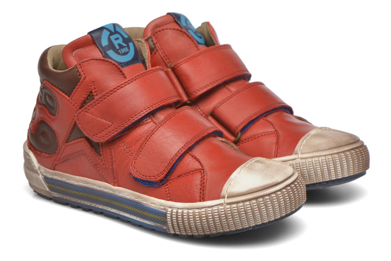 Sneaker Romagnoli Diego rot 3 von 4 ansichten