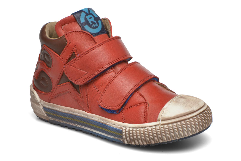 Sneaker Romagnoli Diego rot detaillierte ansicht/modell