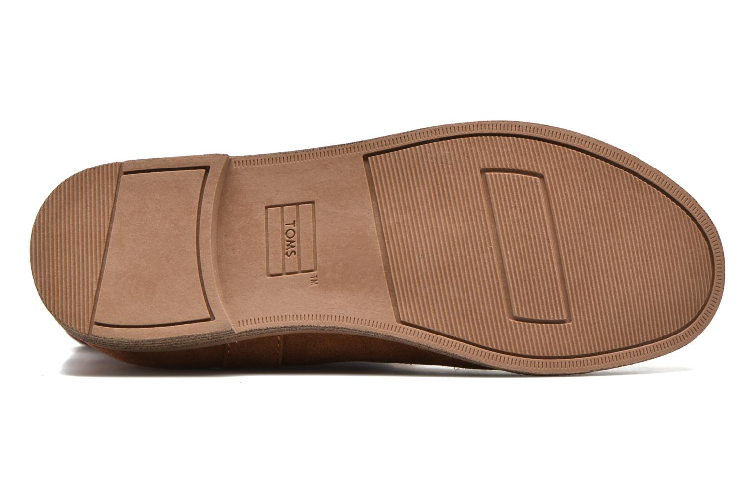 Laurel Cinnamon Suede