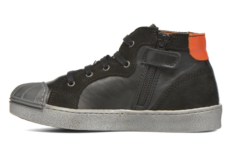 Sneakers Art A060 Split Nero immagine frontale