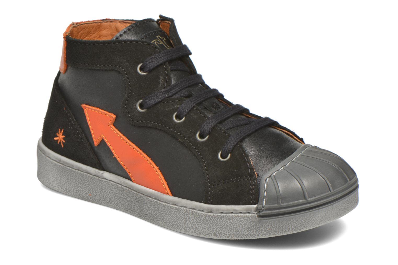 Sneakers Art A060 Split Nero vedi dettaglio/paio