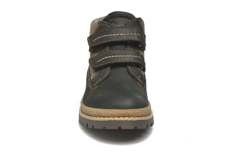 Bottines et boots El Naturalista E152 Ficus Noir vue portées chaussures