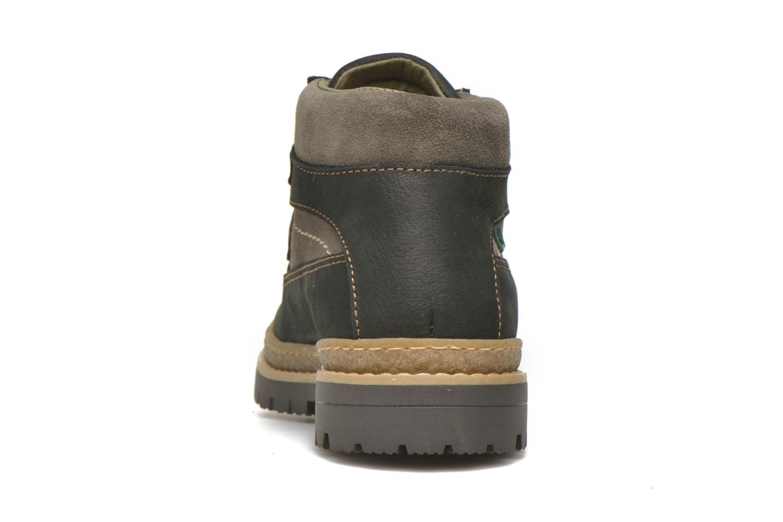 Bottines et boots El Naturalista E152 Ficus Noir vue droite
