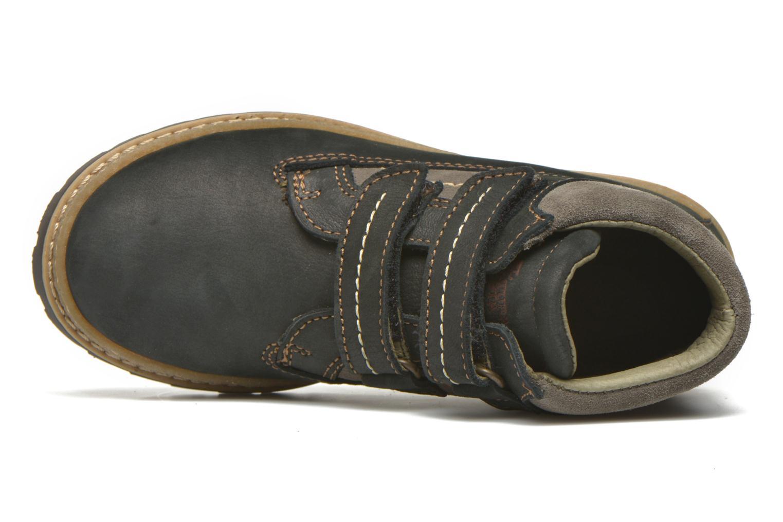 Bottines et boots El Naturalista E152 Ficus Noir vue gauche