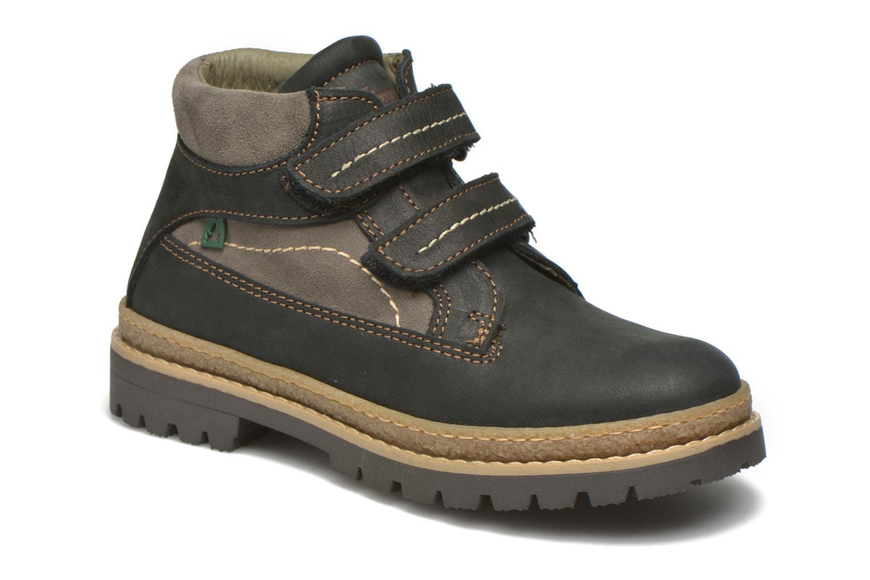 Bottines et boots El Naturalista E152 Ficus Noir vue détail/paire