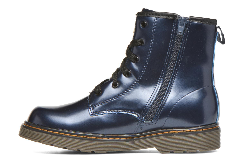 Stivaletti e tronchetti I Love Shoes XOPULL Azzurro immagine frontale