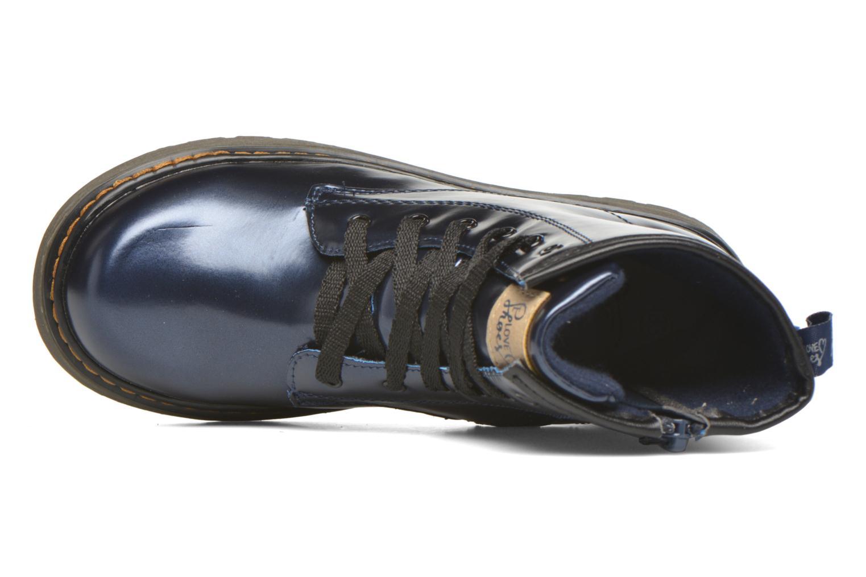 Stiefeletten & Boots I Love Shoes XOPULL blau ansicht von links