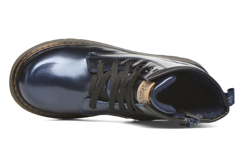 Stivaletti e tronchetti I Love Shoes XOPULL Azzurro immagine sinistra