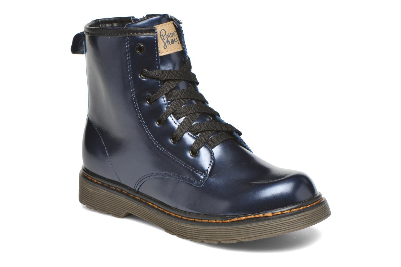 Stivaletti e tronchetti I Love Shoes XOPULL Azzurro vedi dettaglio/paio