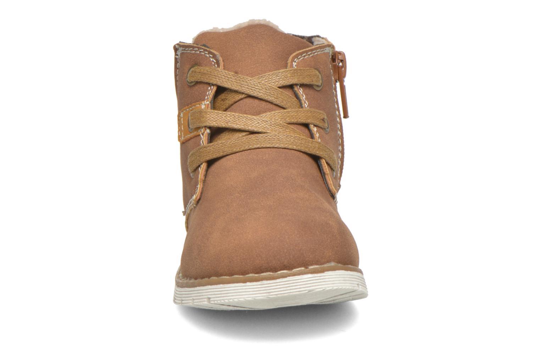 Bottines et boots I Love Shoes xuPHILMO Marron vue portées chaussures