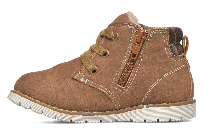 Bottines et boots I Love Shoes xuPHILMO Marron vue face