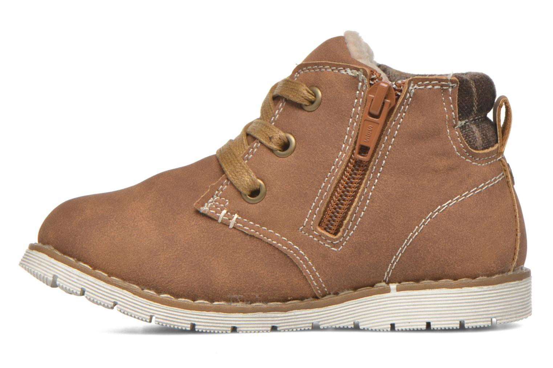 Stiefeletten & Boots I Love Shoes xuPHILMO braun ansicht von vorne