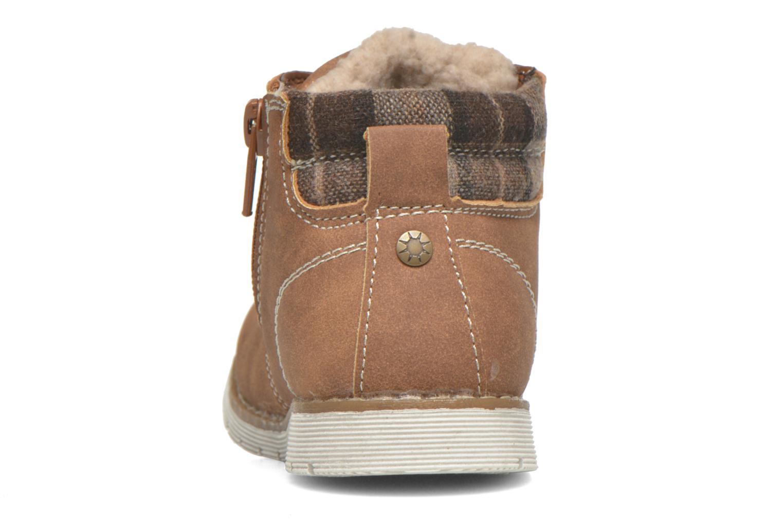 Stiefeletten & Boots I Love Shoes xuPHILMO braun ansicht von rechts