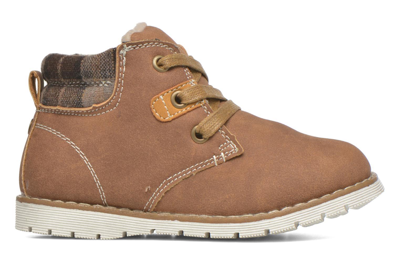 Stiefeletten & Boots I Love Shoes xuPHILMO braun ansicht von hinten