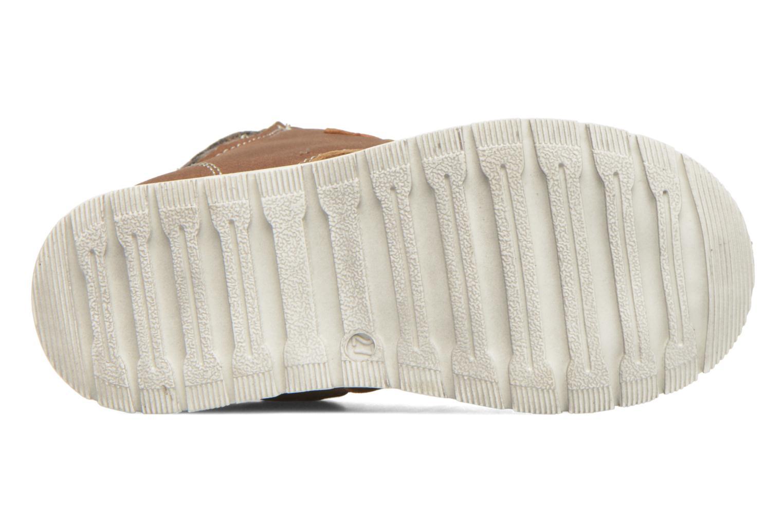 Stiefeletten & Boots I Love Shoes xuPHILMO braun ansicht von oben