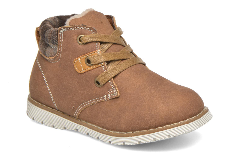 Stiefeletten & Boots I Love Shoes xuPHILMO braun detaillierte ansicht/modell
