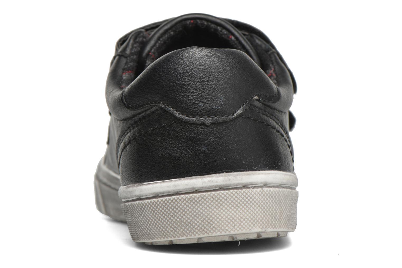 Deportivas I Love Shoes xEPHIDEE Negro vista lateral derecha