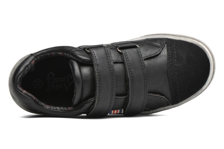 Deportivas I Love Shoes xEPHIDEE Negro vista lateral izquierda