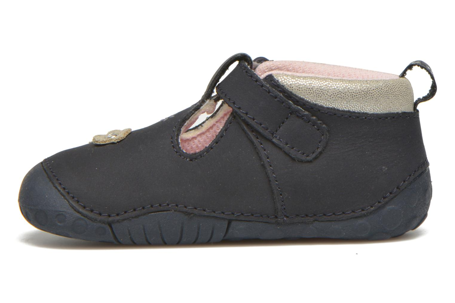 Mayflower Navy nubuck