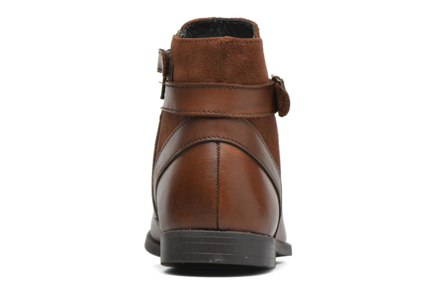 Imogen Tan leather/suede