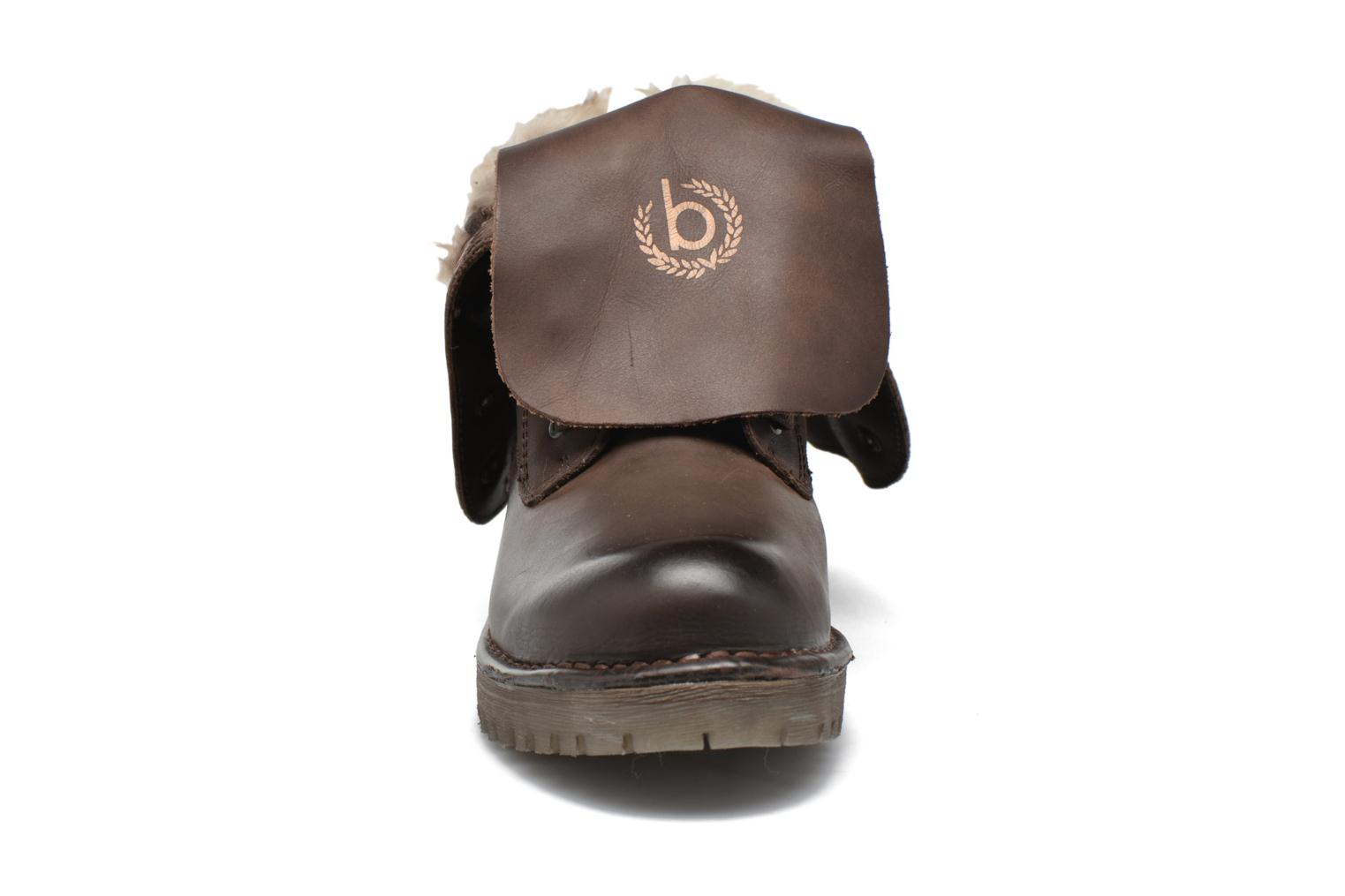 Ankle boots Bugatti Jacky Revo Brown model view