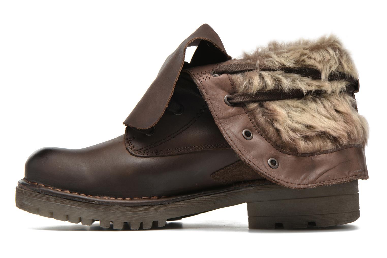 Stiefeletten & Boots Bugatti Jacky Revo braun ansicht von vorne