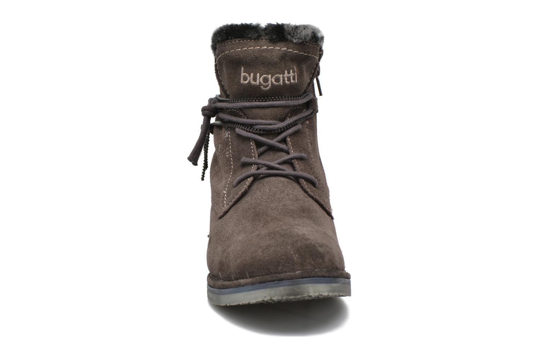 Bottines et boots Bugatti Karla Revo Gris vue portées chaussures