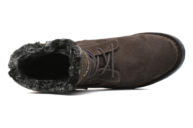 Bottines et boots Bugatti Karla Revo Gris vue gauche