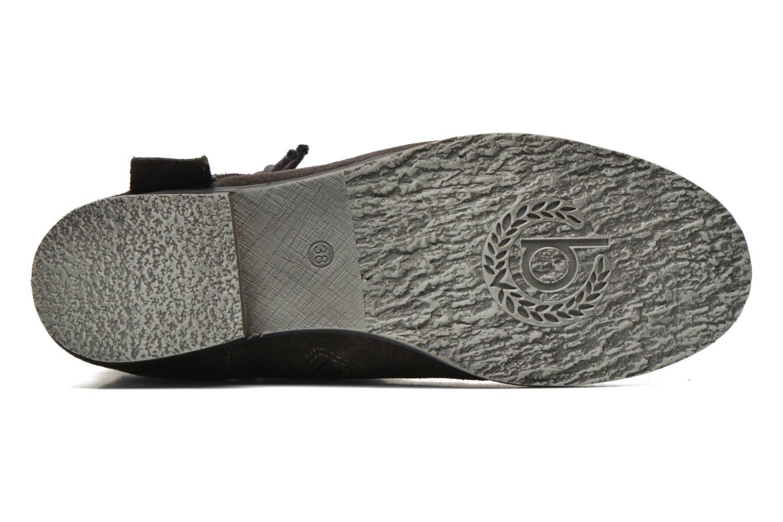 Bottines et boots Bugatti Karla Revo Gris vue haut