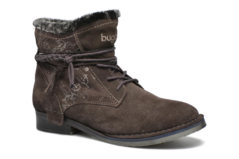 Bottines et boots Bugatti Karla Revo Gris vue détail/paire