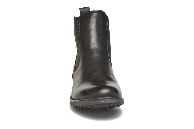 Bottines et boots Refresh Rain-61428 Noir vue portées chaussures
