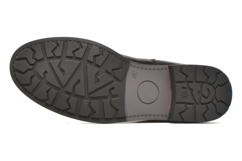 Bottines et boots Refresh Rain-61428 Noir vue haut