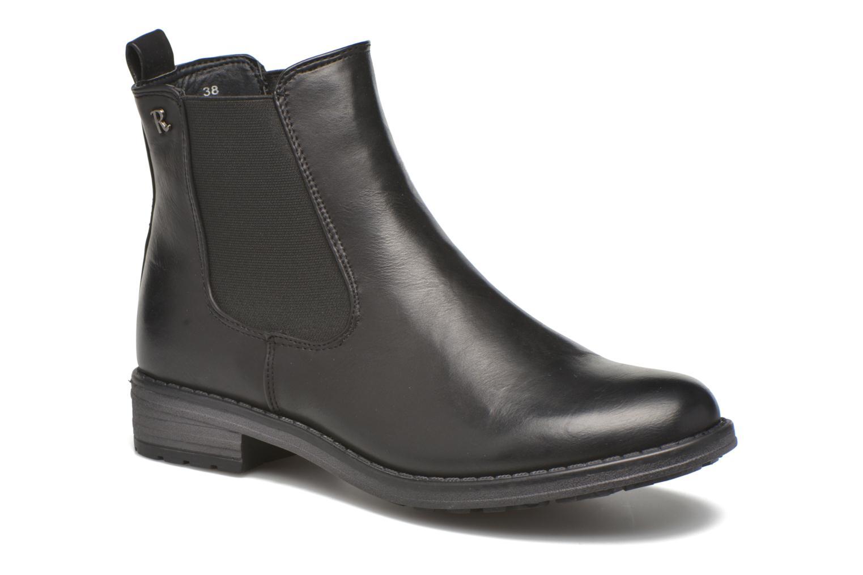 Grandes descuentos últimos Botines zapatos Refresh Rain-61428 (Negro) - Botines últimos  Descuento 290f3b