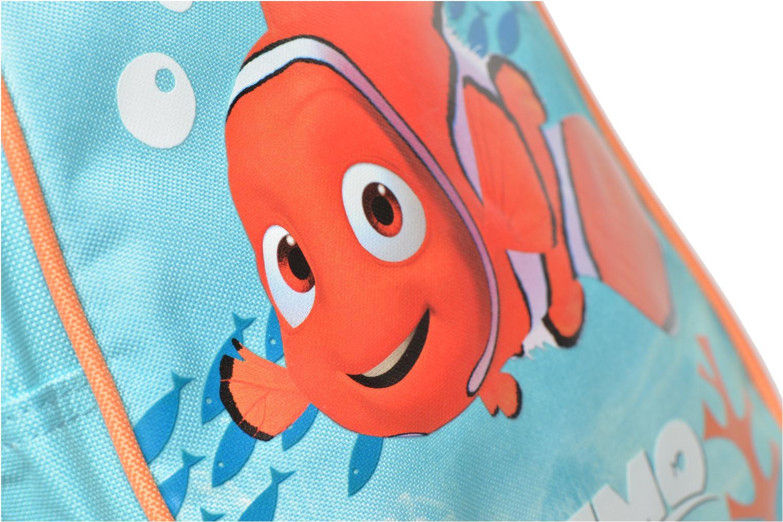 Rucksäcke Disney Sac à dos Nemo blau ansicht von links
