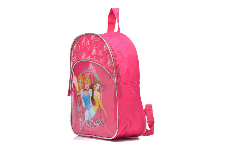 Rucksäcke Disney Sac à dos Princesses rosa schuhe getragen
