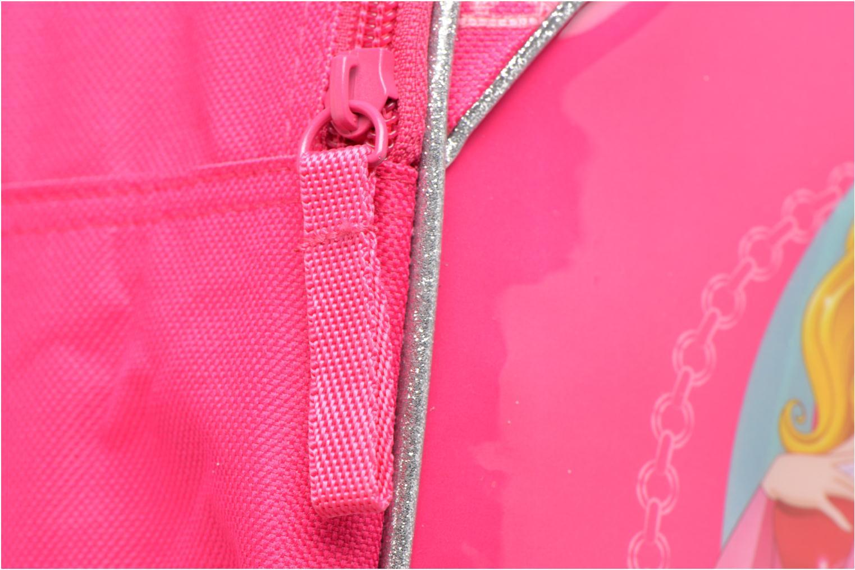 Rucksäcke Disney Sac à dos Princesses rosa ansicht von links