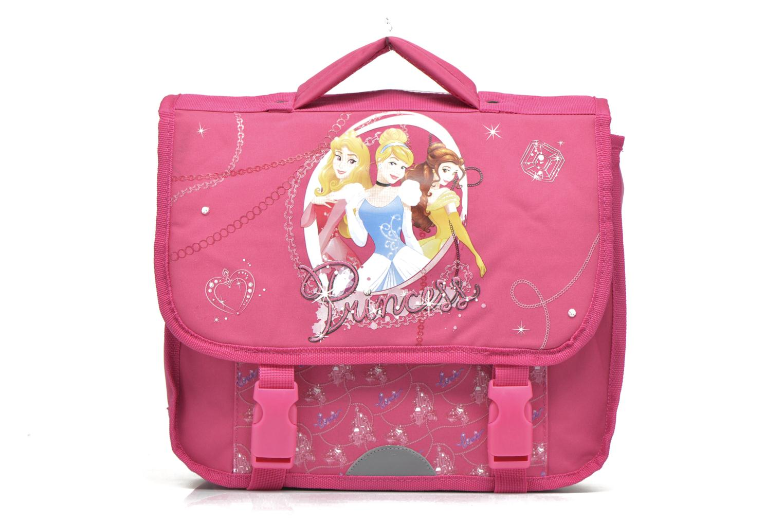 Scolaire Disney Cartable 35 cm Princesses Rose vue détail/paire