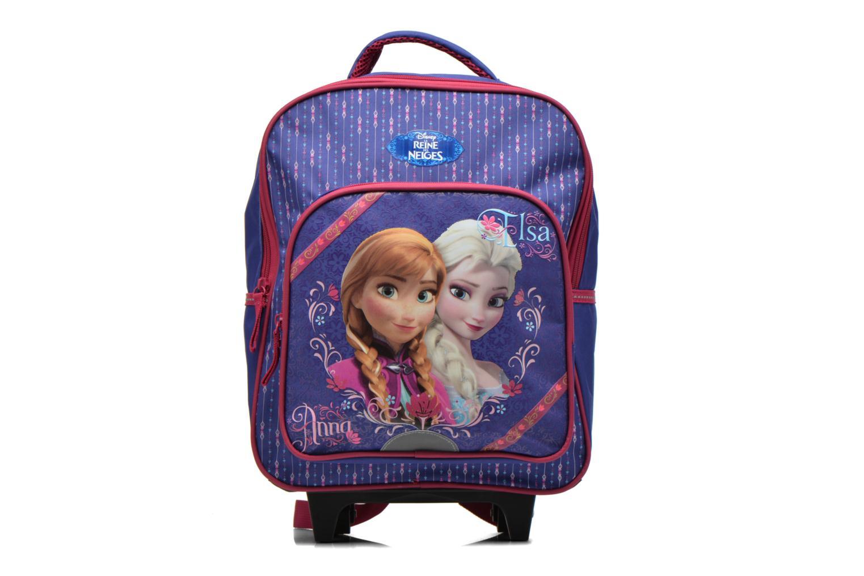 Zaini Disney Sac à dos Trolley Reine des neiges Azzurro vedi dettaglio/paio