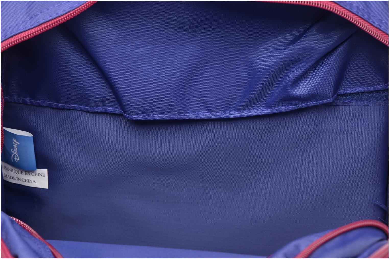 Zaini Disney Sac à dos Trolley Reine des neiges Viola immagine posteriore