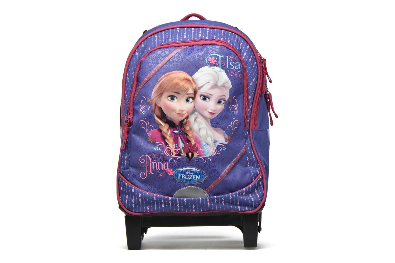 Mochilas Disney Sac à dos Trolley Reine des neiges Violeta      vista de detalle / par