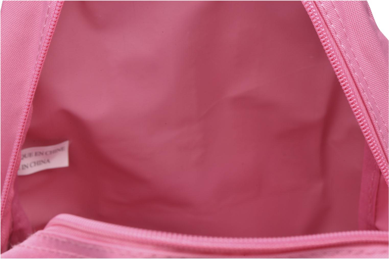 Rucksäcke Kid's Sac à dos Frog rosa ansicht von hinten