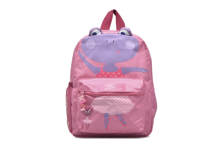 Rucksäcke Kid's Sac à dos Frog rosa detaillierte ansicht/modell
