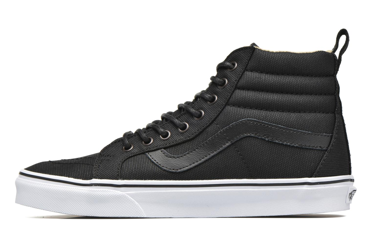 Trainers Vans SK8-Hi Reissue PT Black front view