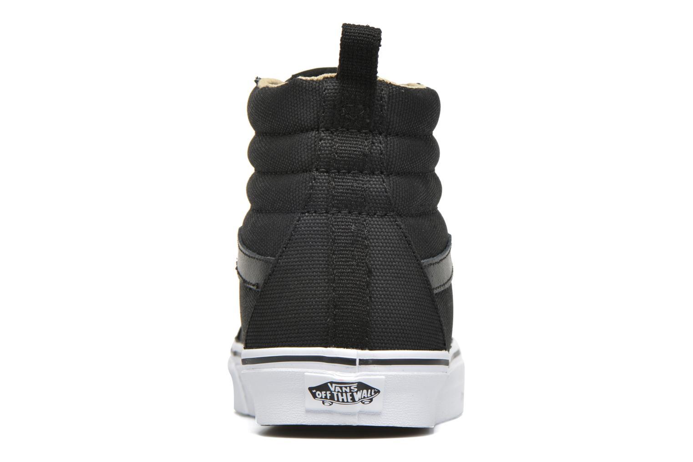 Baskets Vans SK8-Hi Reissue PT Noir vue droite