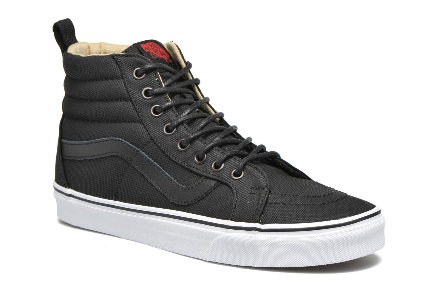 Trainers Vans SK8-Hi Reissue PT Black detailed view/ Pair view
