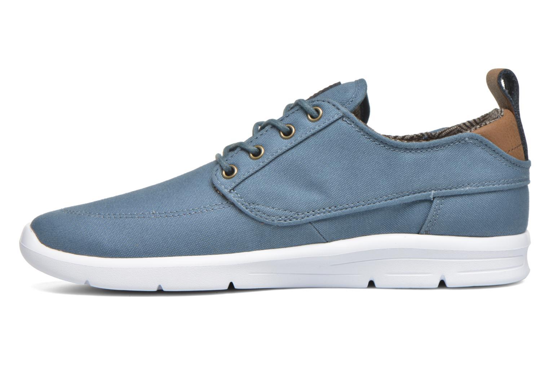 Sneaker Vans Brigata Lite blau ansicht von vorne